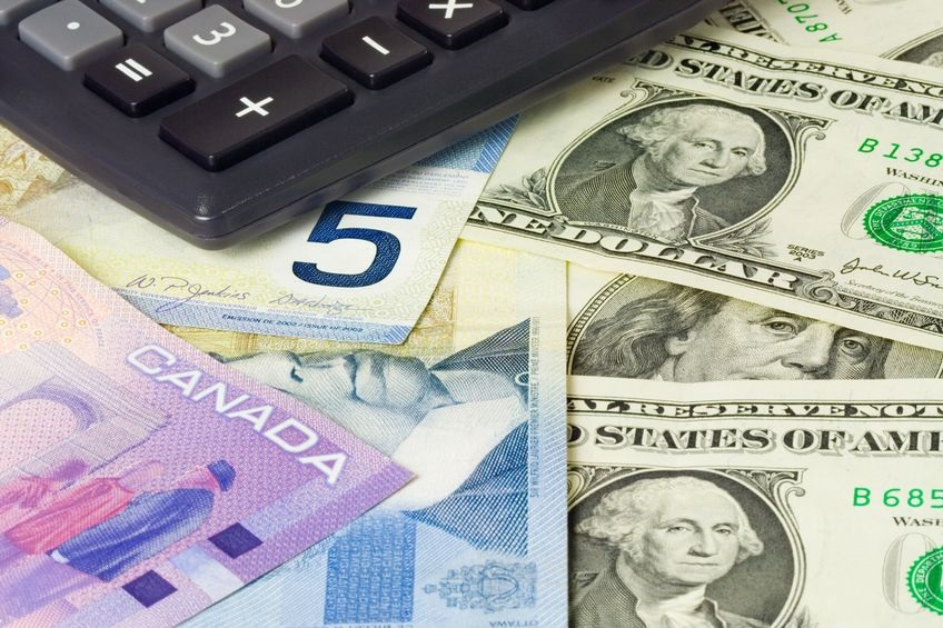 Forex exchange rate canada