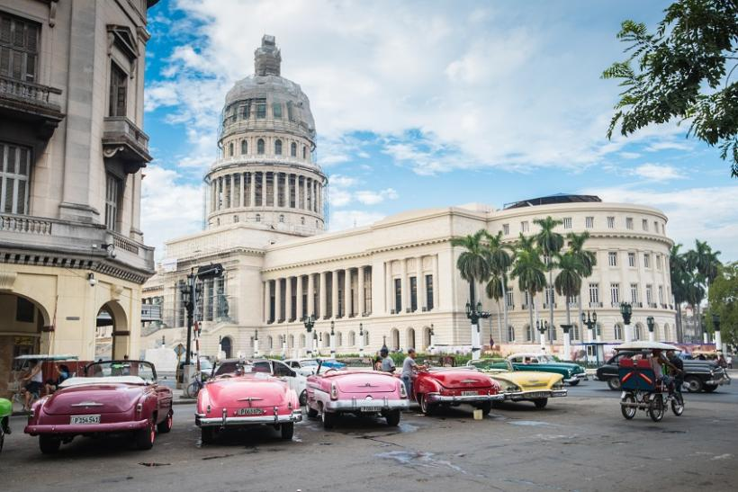 Havana, Cuba - Cruise destination for Canadians