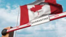 Canadian Quarantine Requirements for Snowbirds